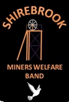 www.shirebrookmwband.co.uk Logo